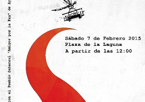 Cartel Recogida de Alimentos y Paella Solidaria 2015
