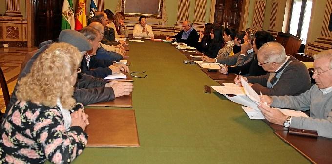 Consejo Local de Mayores febrero 15