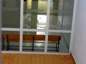 El nuevo colegio se anega cada vez que llueve entre otras deficiencias