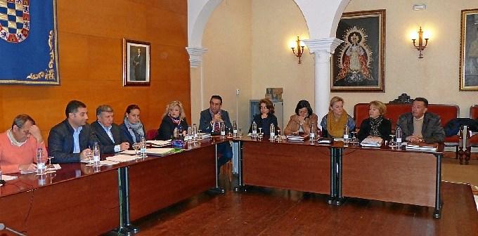Equipo de Gobierno del Ayuntamientode Moguer