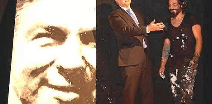 Fornieles CUADRO Klauss Wowereit