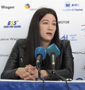 Arantxa Mallou, nueva jugadora del CB Conquero.