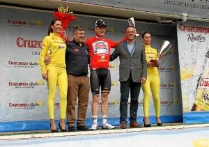 Podium Vuelta2