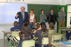 Semana cultural cursos Colegio Diocesano