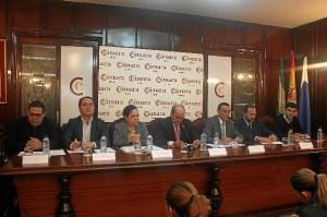 Agrupacion Interes Infraestructuras de Huelva 12marzo15