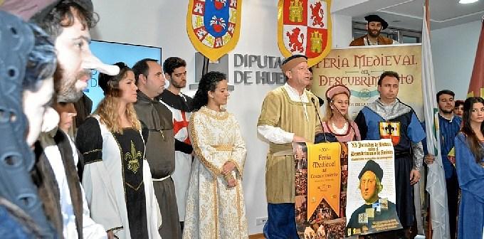 Feria Medieval Palos 2015