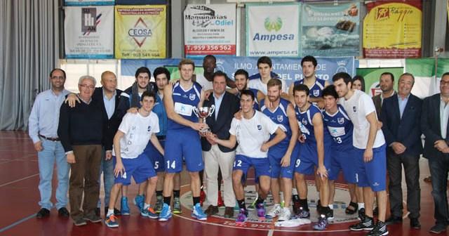 Medacbasket, campeón de la Copa Andalucía en San Juan del Puerto.
