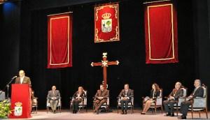 Manuel Ramon Contreras ha pregonado la Semaan Santa de Isla Cristina