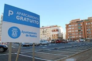 Nuevo aparcamiento calle Tariquejo