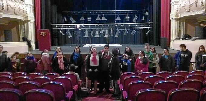 Puertas abiertas Gran Teatro