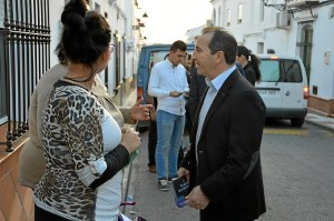 Reparto PP en Barrio Obrero y Los Llanos 2