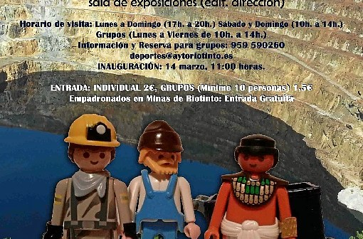 cartel playmobil