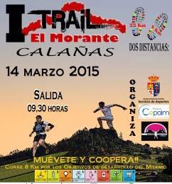 Trail en Calañas.