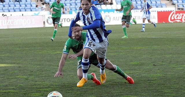 Caye Quintana, autor del gol ante el Racing. (Espínola)