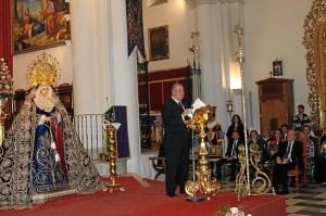 medalla HUELVA VIRGEN DE LOS DOLORES-530