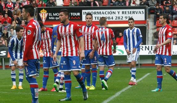 Sporting de Gijón-Recreativo.