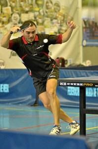 tenis de mesa DAVID PEREZ