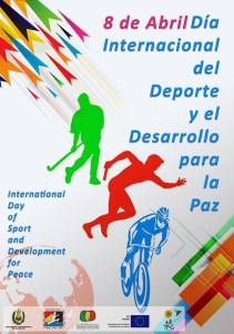 Jornadas de Deporte y Desarrollo para la Paz en Ayamonte.