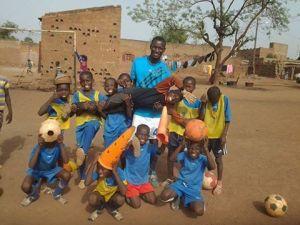 El Mundialito con Mali.
