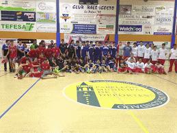 Memorial Toni Beltrán de baloncesto en La Palma del Condado.