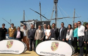 Porsche Panamera Gourmet 2015_Huelva_Puerto de Palos_1