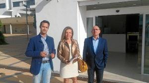promotores de ciudadanos por isla presenta su candidatura ante la junta electoral