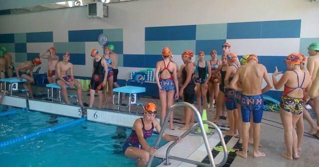 Trofeo FAN de natación.