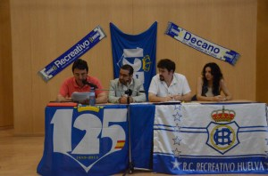 Asamblea del Recreativo Supporters Trust.