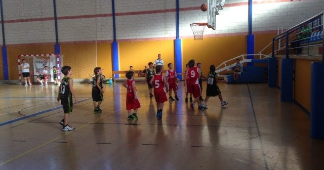 Torneo primavera de baloncesto en La Palma del Condado.