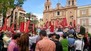 Primero mayo en Huelva-YR