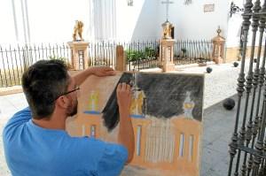 pintura al aire libre en La Palma del Condado-4577prensa