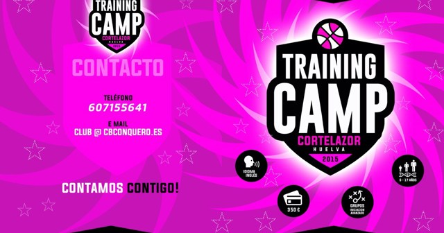 Training Camp Cortelazor del CB Conquero.