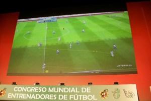 Congreso Mundial de Entrenadores de Fútbol de la RFAF.