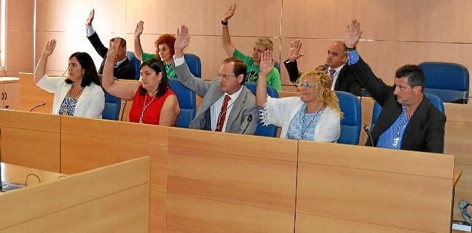Aljaraque es un ejemplo de la política de pactos seguida por el PSOE para gobernar.