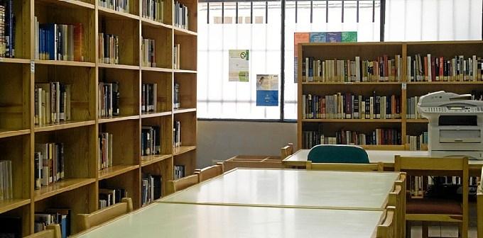 Biblioteca Pública Municipal Antonio Machado.