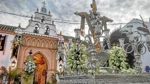 Cruz calle La Fuente Rociana