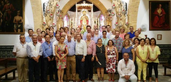 FOTO DE FAMILIA DE LOS ASISTENTES