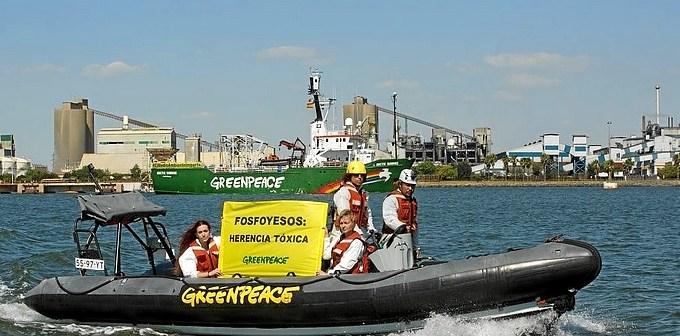 Greenpeace Huelva