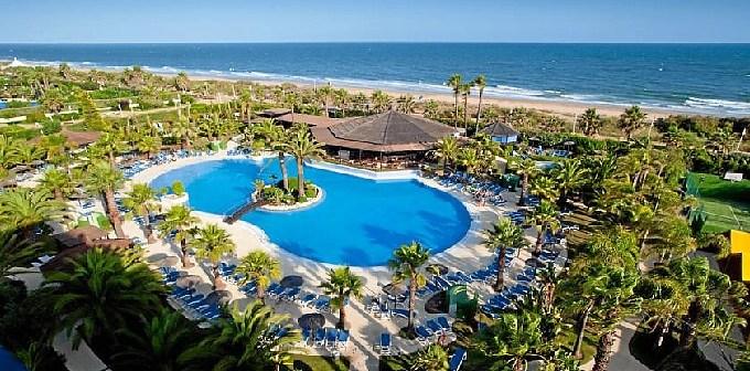 Hotel Ocean de Islantilla.