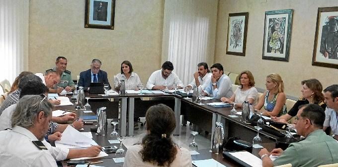 Junta Local Seguridad Almonte (2)