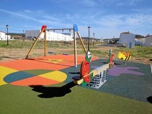 Parque Infantil de Villanueva de los Castillejos