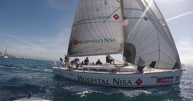 Barco de crucero Hospitales Nisa-Al Kevir.
