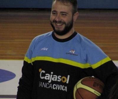 Carlos Vallés, nuevo preparador físco del Autoparts Huelva  Futsal.