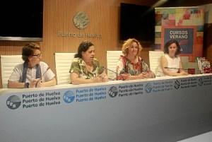 Encuentro Papel Infraestructuras Puerto UNIA 1