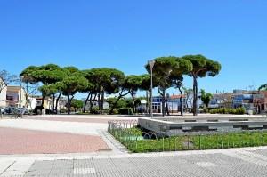 Plaza Rafael Alberti