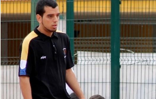 Ricardo Vilches, nuevo jugador del Por Huelva.
