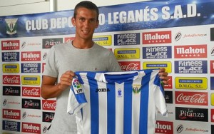Carlos Delgado, nuevo jugador del Recreativo de Huelva