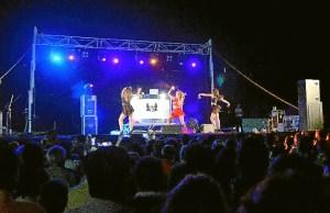 Festejos Feria Concierto Natalia