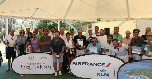 Torneo de Golf Corporate en Islantilla.