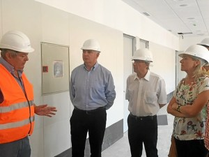 visita obras Chare Costa Occidental 01